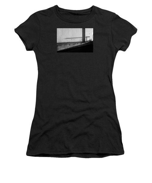 Wall And Shows 1 Women's T-Shirt (Junior Cut) by Catherine Lau