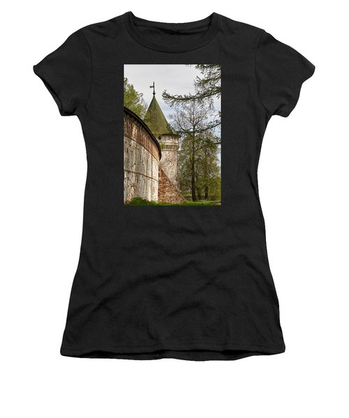 Wall And Tower Women's T-Shirt