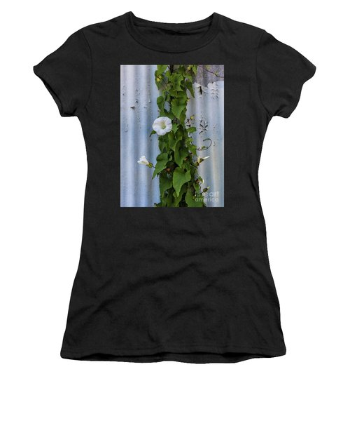 Wall Flower Women's T-Shirt (Athletic Fit)