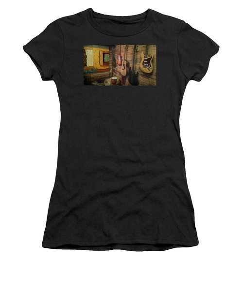 Wall Of Art And Sound Women's T-Shirt