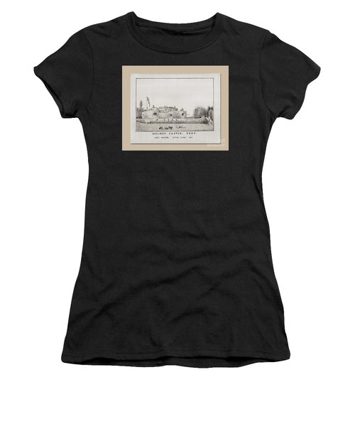 Walmer Castle Kent Women's T-Shirt