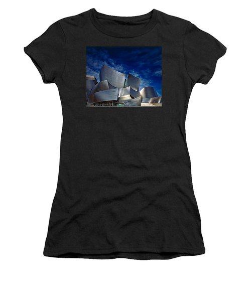 Walt Disney Concert Hall Women's T-Shirt (Athletic Fit)