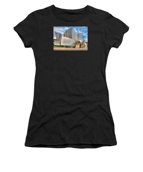 Walt Disney Concert Hall - Los Angeles Women's T-Shirt (Athletic Fit)