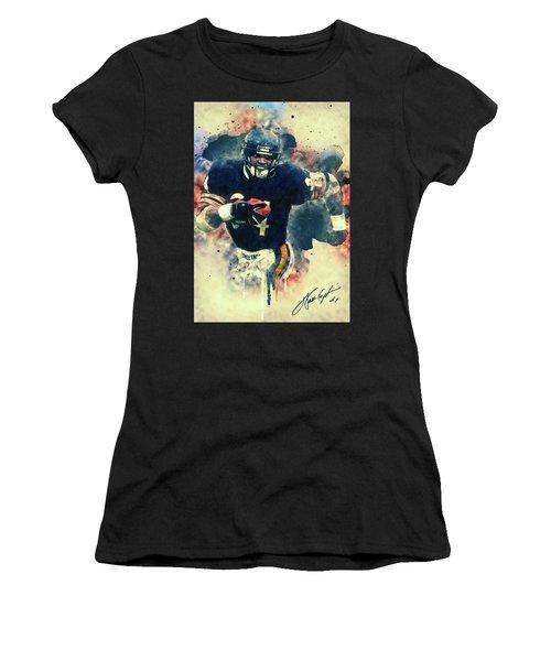 Walter Payton Women's T-Shirt