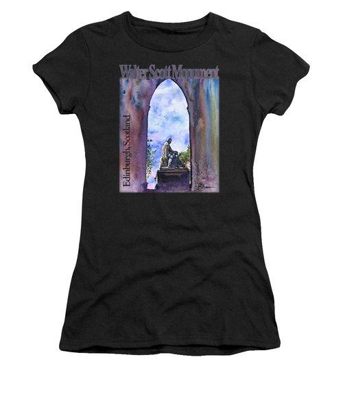Walter Scott Monument Shirt Women's T-Shirt