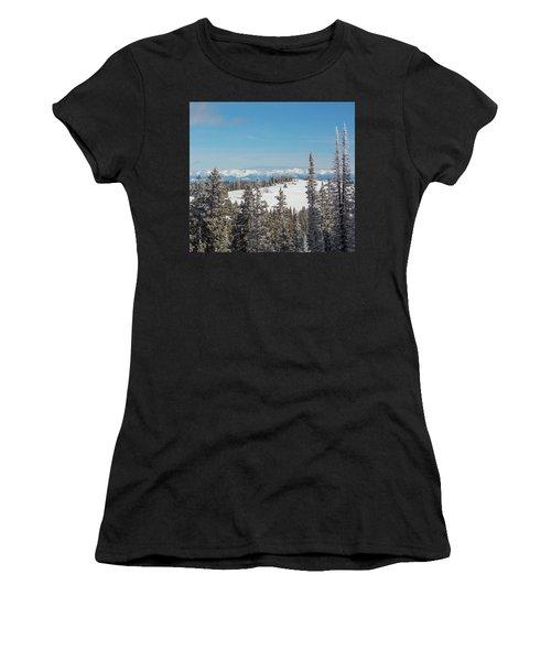 Walton Peak  Women's T-Shirt