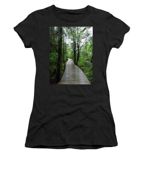 Wang Lang Nature Reserve, China Women's T-Shirt