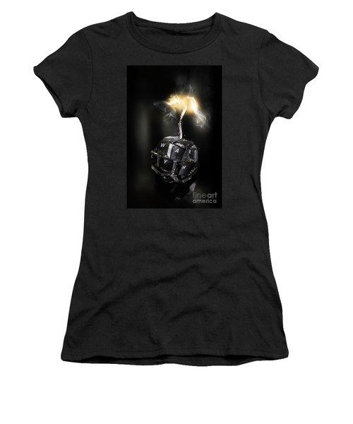 War On Information Women's T-Shirt