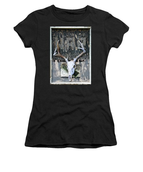 War Skull Women's T-Shirt