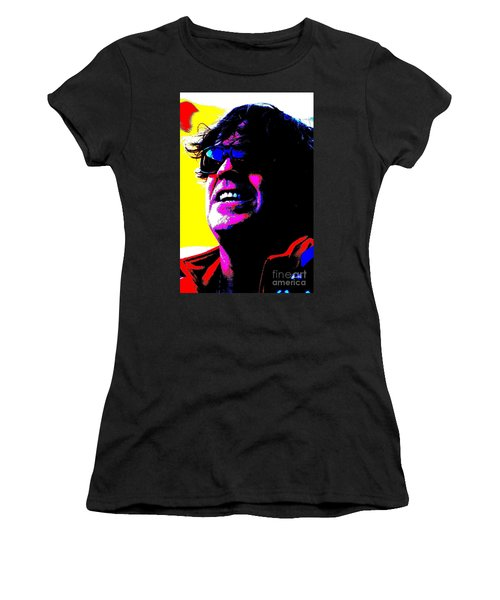 Warhol Robbie Women's T-Shirt (Junior Cut) by Jesse Ciazza