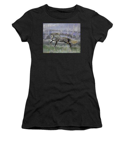 Warrior Of Magical Realms Women's T-Shirt