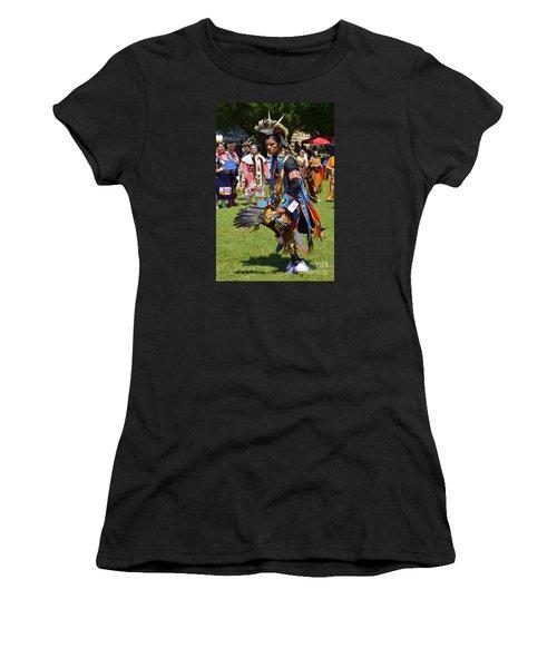 Warriors Dance Women's T-Shirt (Athletic Fit)