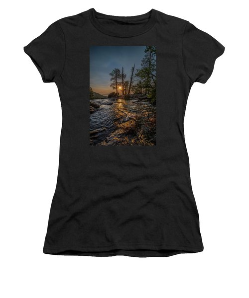 Washed With Golden Rays Women's T-Shirt