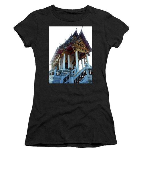 Wat Sawangfa 11 Women's T-Shirt (Athletic Fit)