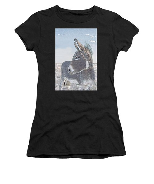 Watchful Gaze Women's T-Shirt