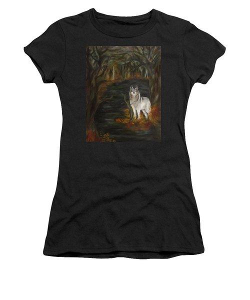 Water Dark Women's T-Shirt