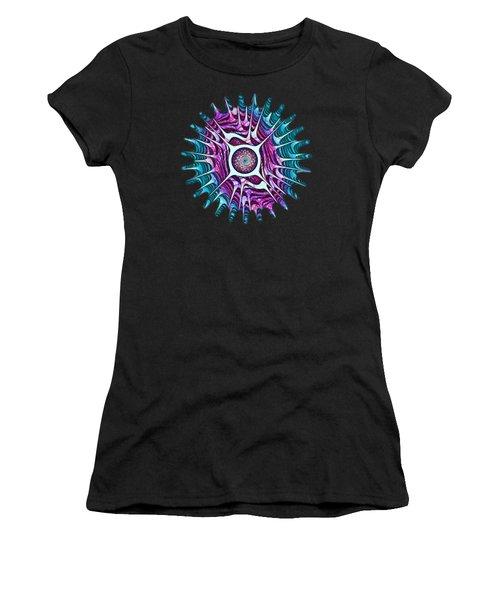 Water Dragon Eye Women's T-Shirt