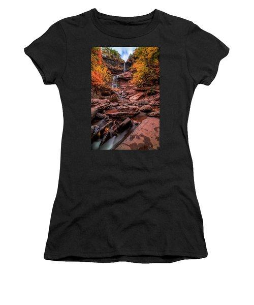 Water Falls  Women's T-Shirt