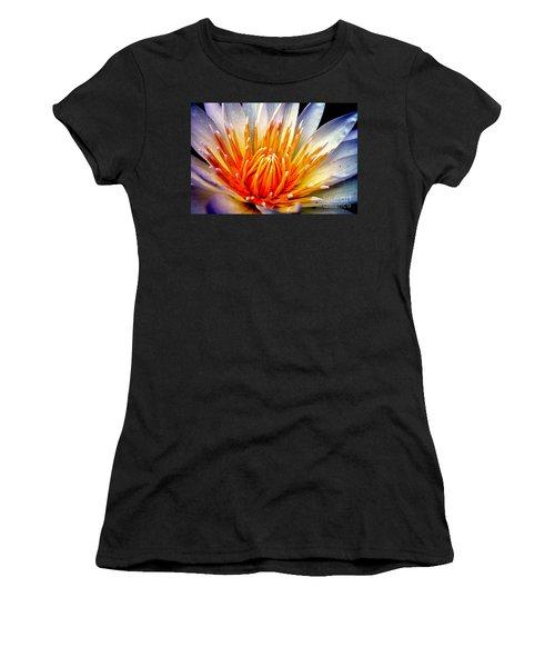 Water Lily Flower Women's T-Shirt