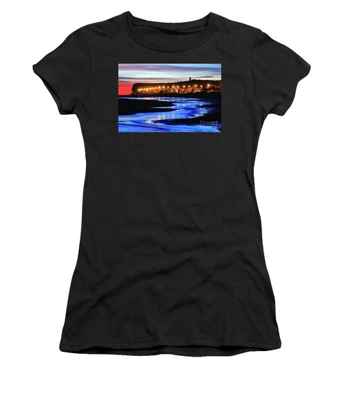 Water Snake Women's T-Shirt (Athletic Fit)