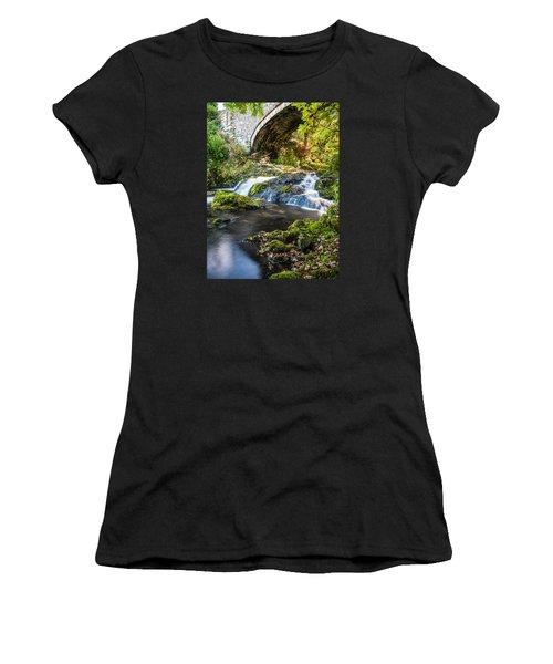 Water Under The Bridge Women's T-Shirt (Athletic Fit)