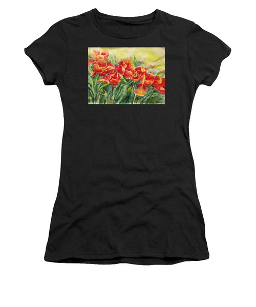 Watercolor Series No. 241 Women's T-Shirt