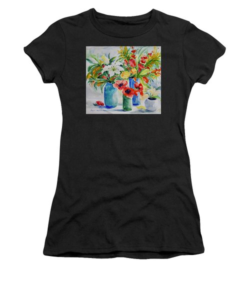 Watercolor Series No. 256 Women's T-Shirt