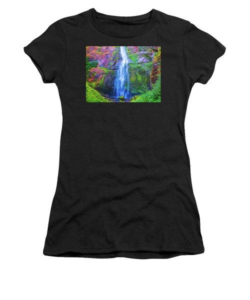 Waterfall 1 Women's T-Shirt