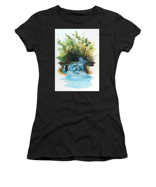 Waterfall Women's T-Shirt