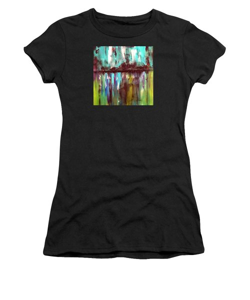 Waterfront Reflections Women's T-Shirt
