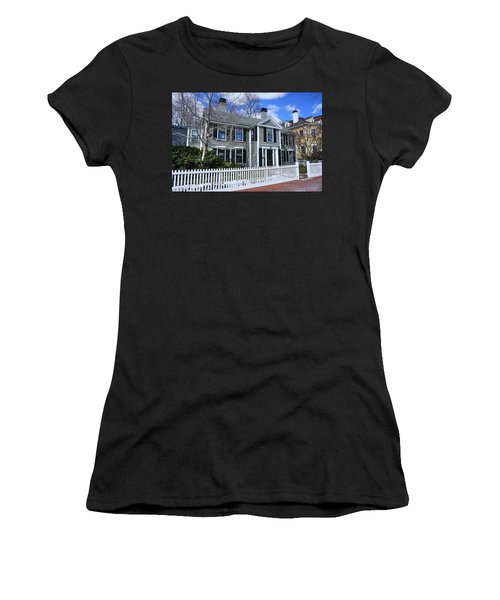 Waterhouse House In Cambridge Women's T-Shirt