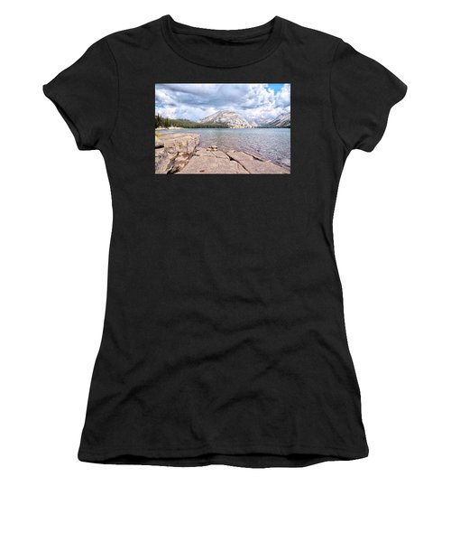 Waters Edge Women's T-Shirt (Athletic Fit)