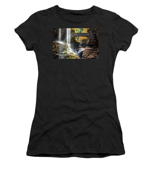 Watkins Glen State Park Women's T-Shirt