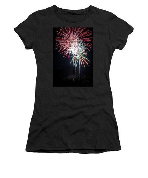 Waukesha Fireworks 01 Women's T-Shirt