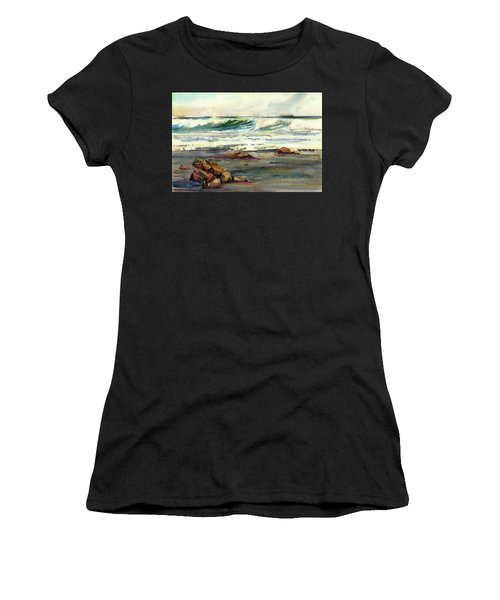 Wave Action Women's T-Shirt