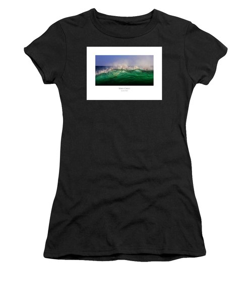 Wave Crest Women's T-Shirt