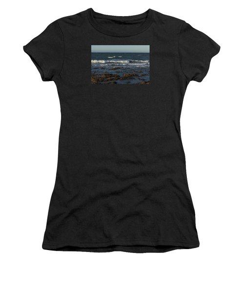 Waves Rolling Ashore Women's T-Shirt
