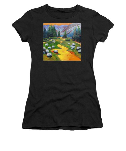 Way To The Lake Women's T-Shirt