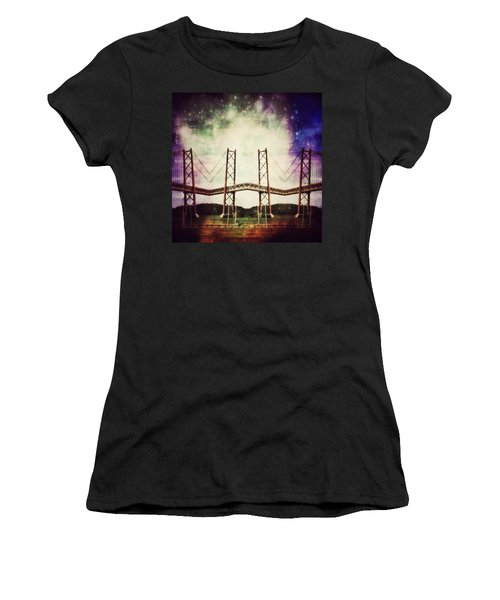Way To The Stars Women's T-Shirt (Athletic Fit)
