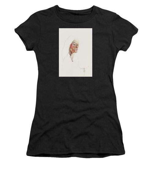 Wc Mini Portrait 3             Women's T-Shirt (Athletic Fit)