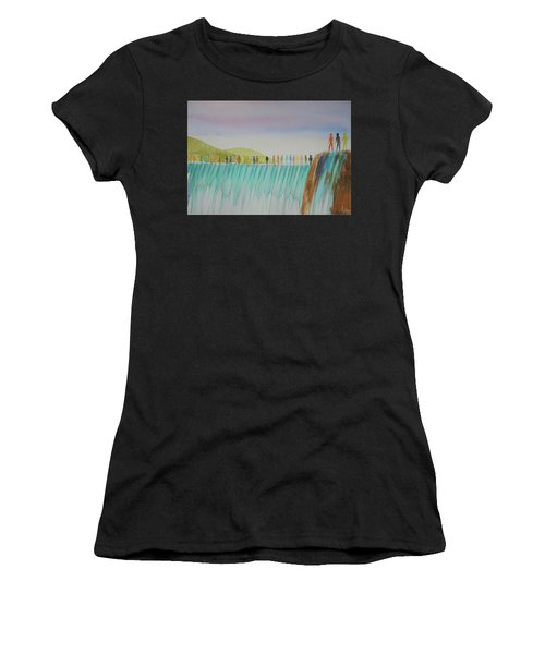 We Are All The Same 1.1 Women's T-Shirt (Athletic Fit)