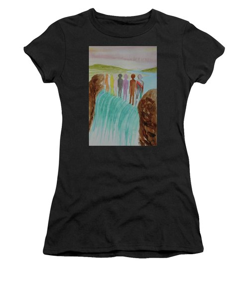 We Are All The Same 1.2 Women's T-Shirt (Athletic Fit)