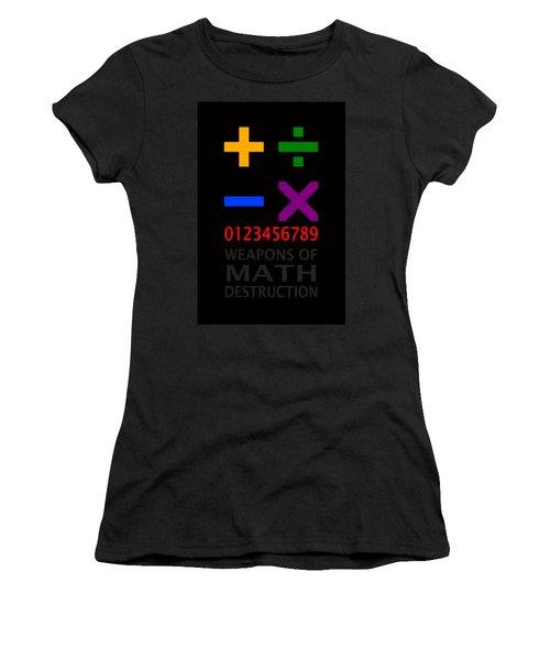 Weapons Women's T-Shirt