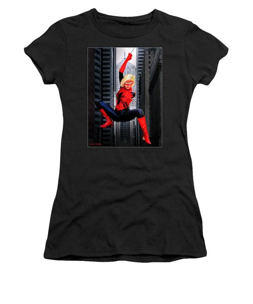 Web Swinger Women's T-Shirt