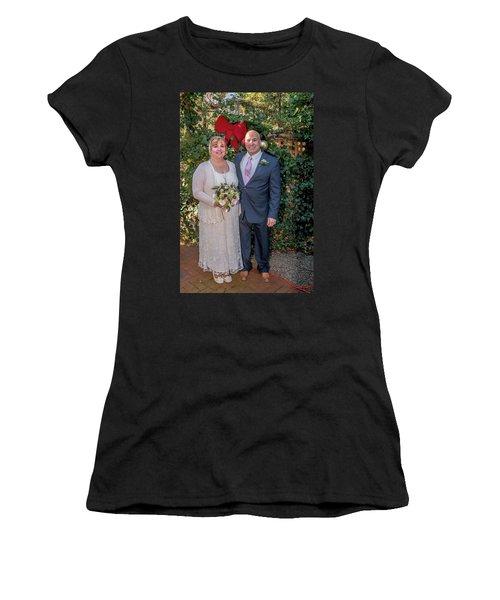 Wedding 1-3 Women's T-Shirt (Athletic Fit)