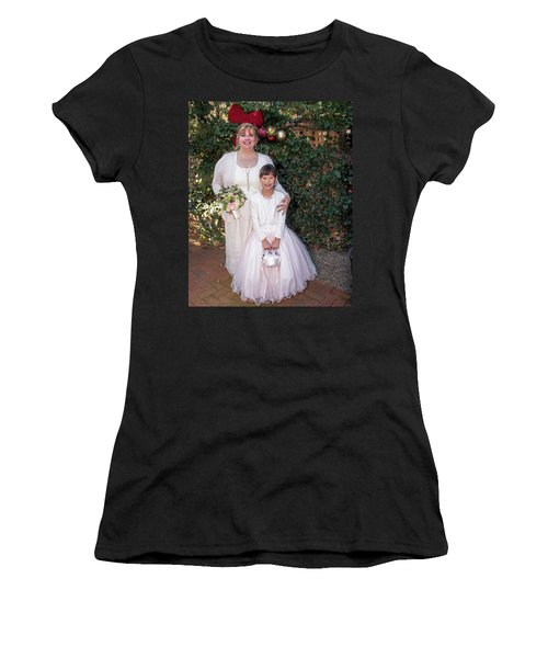 Wedding 1-4 Women's T-Shirt (Athletic Fit)