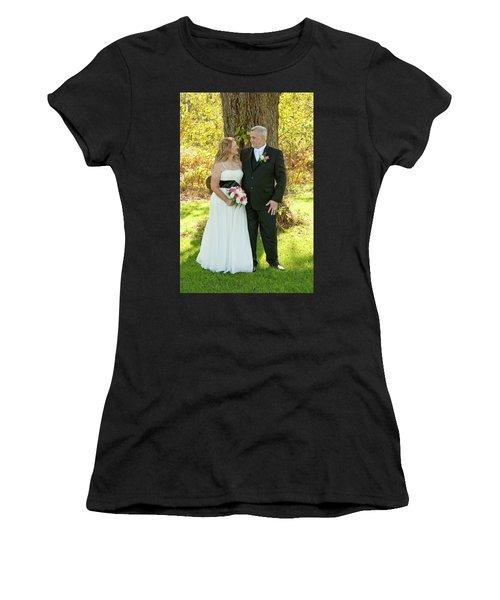 Wedding 2-6 Women's T-Shirt (Athletic Fit)