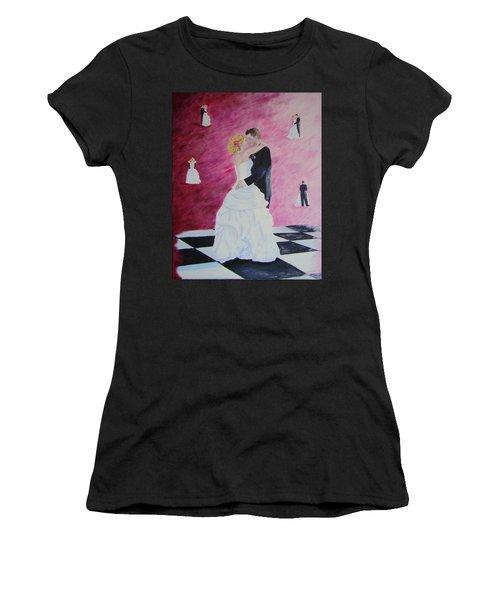 Wedding Dance Women's T-Shirt (Athletic Fit)