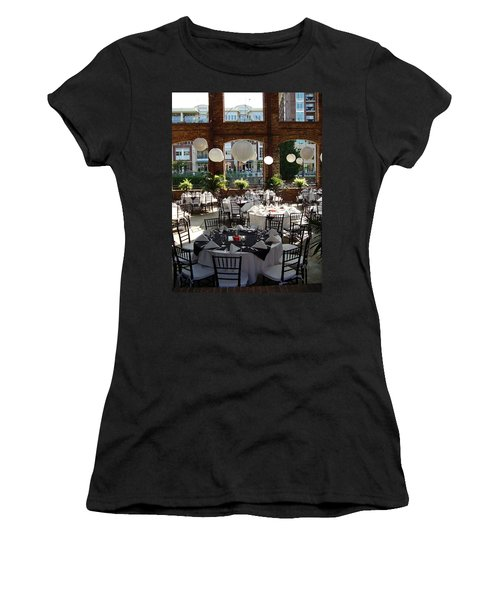 Wedding Women's T-Shirt (Junior Cut) by Flavia Westerwelle