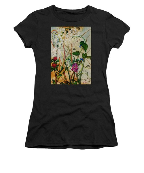 Weeds Women's T-Shirt (Athletic Fit)